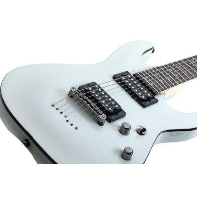 Электрогитара Schecter Guitar OMEN-7 VWHT