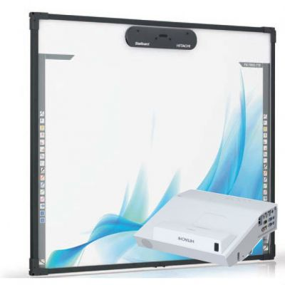 ������������� ����� Hitachi �������� ����� FX-TRIO-77-E + �������� Hitachi CP-AX3003