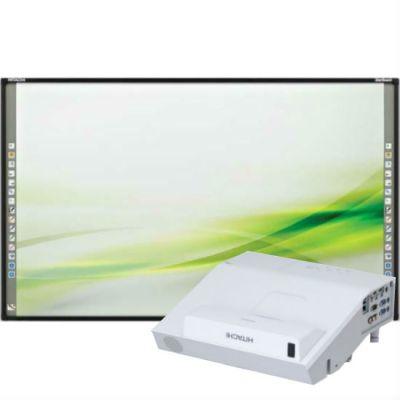 Интерактивная доска Hitachi Комплект интерактивная доска FX-89WE1 + проектор CP-AX2503