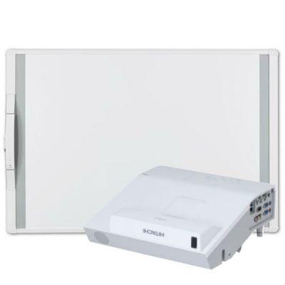 Интерактивная доска Hitachi Комплект интерактивная доска MimioBoard 78 + проектор CP-AX3003
