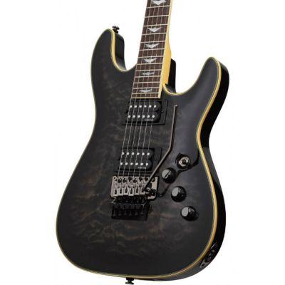 Электрогитара Schecter Guitar OMEN EXTREME-6 FR STBLK
