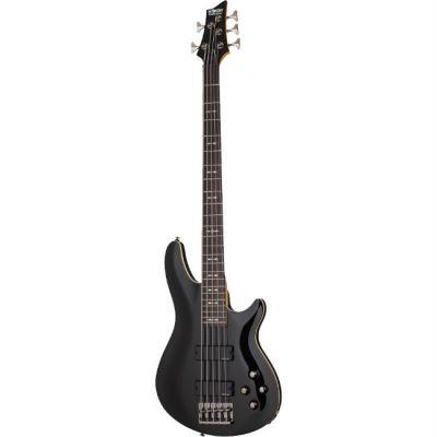 Бас-гитара Schecter Guitar OMEN-5 BLK