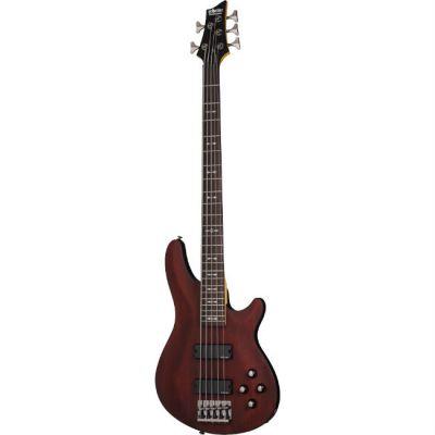 Бас-гитара Schecter Guitar OMEN-5 WSN