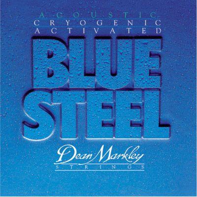 Струны Dean Markley BLUE STEEL ACOUSTIC 2037 TMD
