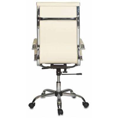 Офисное кресло Бюрократ Руководителя Ivory CH-991/Ivory