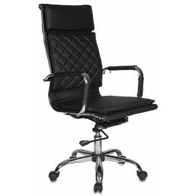 Офисное кресло Бюрократ Руководителя Black CH-991/BLACK