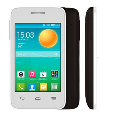 �������� Alcatel 4018D POP D1 Chocolate/White 4018D-2DALRU1