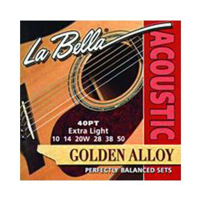 Струны La Bella 40PR