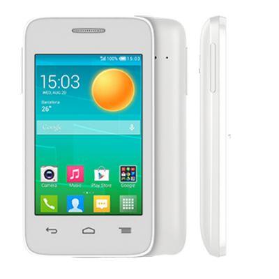 Смартфон Alcatel 4018D POP D1 White 4018D-2BALRU1