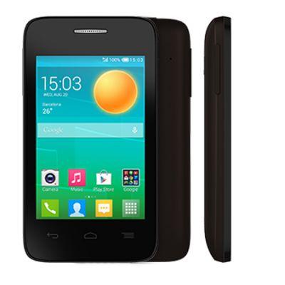 Смартфон Alcatel 4018D POP D1 Chocolate/Black 4018D-2HALRU1