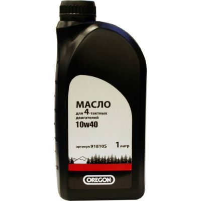 Oregon Масло 4-х тактное 10W-40 (1 л) 91810S