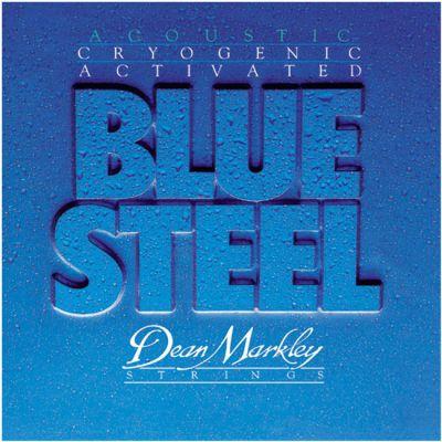 Струны Dean Markley BLUE STEEL ACOUSTIC 2034 LT