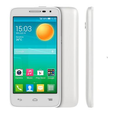 Смартфон Alcatel POP D5 White 5038D-2CALRU1