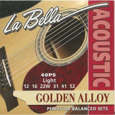 Струны La Bella 40PS