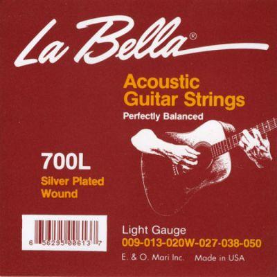 Струны La Bella 700L