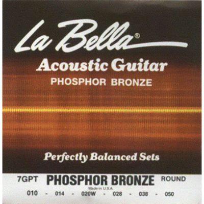 Струны La Bella 7GPT
