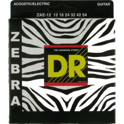 Струны DR ZAE-12