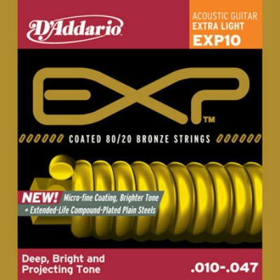 ������ D'Addario EXP10