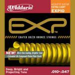 Струны D'Addario EXP10