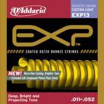 Струны D'Addario EXP13
