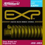 Струны D'Addario EXP11