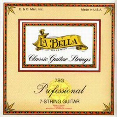 Струны La Bella 7SG