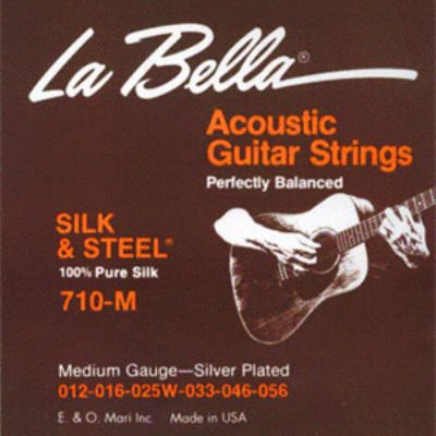 Струны La Bella 710M