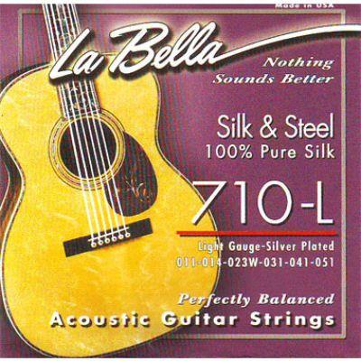 Струны La Bella 710L