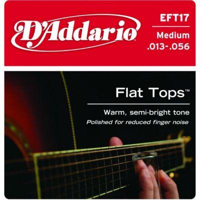 Струны D'Addario EFT17