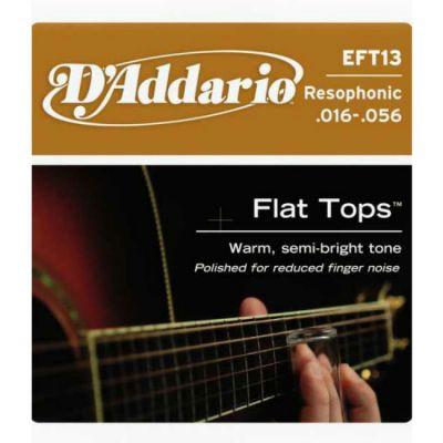 Струны D'Addario EFT-13