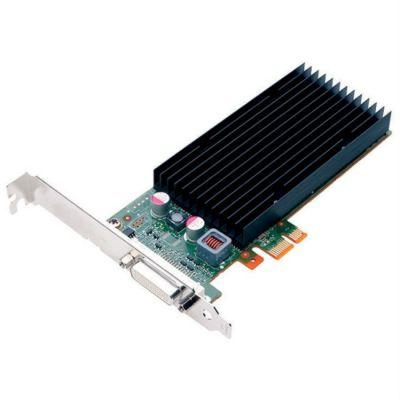 Видеокарта PNY NVIDIA Quadro NVS 300 PCI-Ex1 512Mb DDR3 64bit, 2xDVI (DMS-59 to 2xDVI-SL adapter) , LP bracket, Passive radiator