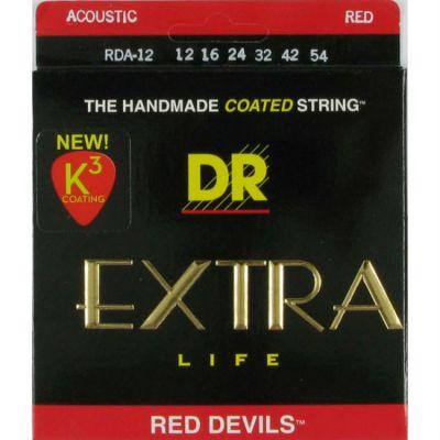 Струны DR RDA-12