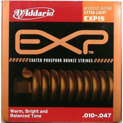 Струны D'Addario EXP15