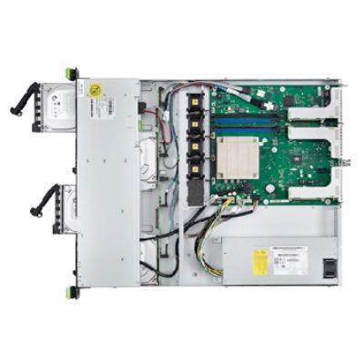 Сервер Fujitsu PRIMERGY RX1330M1 1xE3-1220v3 1x8Gb (DDR3-1600 1.35V 2Rx8 ECC Un-Buffer LP PB-Free) 4x4Tb (S26361-F3815-L400 HD SATA 6G 4TB 7.2K HOT PL 3.5'') SATA RW 2xGigabit Ethernet 1x450W
