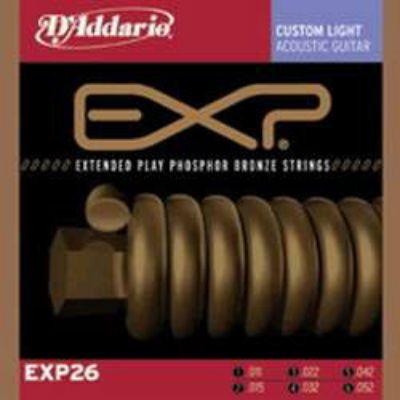 Струны D'Addario EXP26