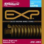 Струны D'Addario EXP16