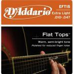 Струны D'Addario EFT15