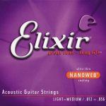 Струны Elixir 11077