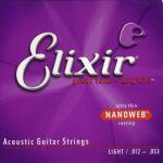 Струны Elixir 11052