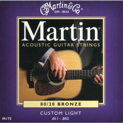 Струны Martin Guitar 41M175