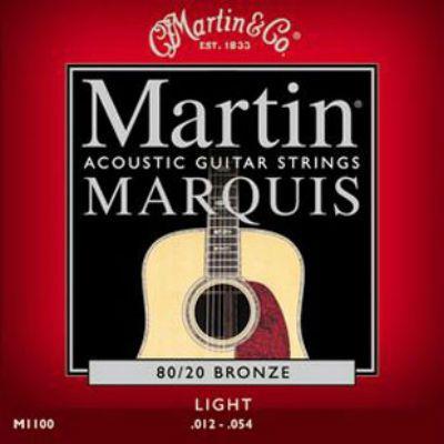 Струны Martin Guitar 41M1100