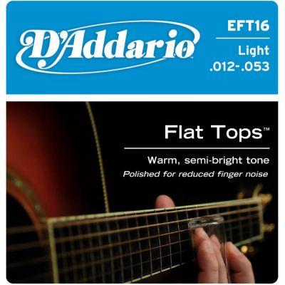 Струны D'Addario EFT16