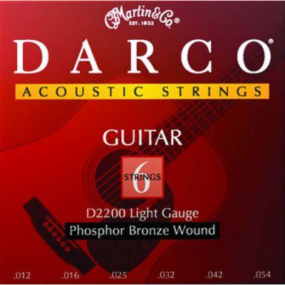 Струны Martin Guitar 41D2200