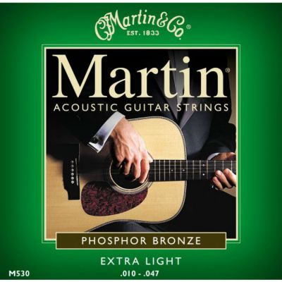 Струны Martin Guitar 41M530