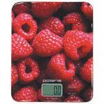 Кухонные весы Polaris PKS0832DG (малиновый)
