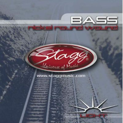 Струны Stagg BA-4000