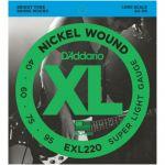 ������ D'Addario EXL220