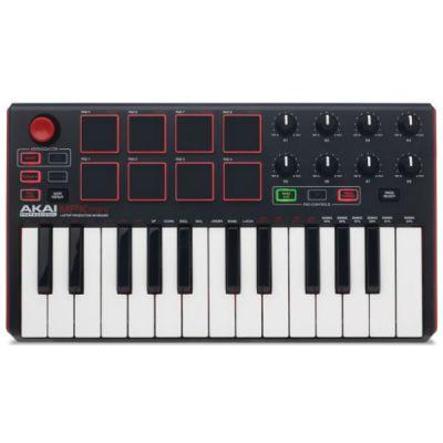 Миди-клавиатура Akai MPK-MINI MKII