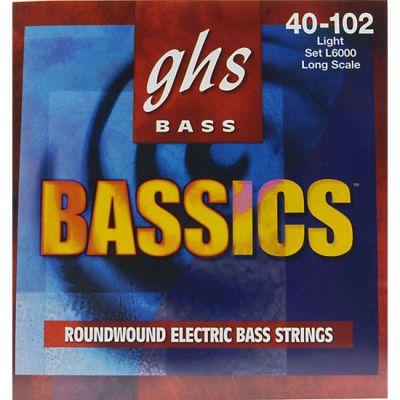 Струны GHS L6000