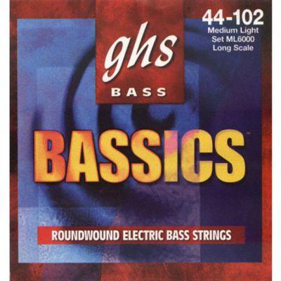 Струны GHS ML6000